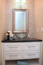 Powder Room Bathroom Small Baths With Big Impact Subway Tiles Small Powder Rooms And