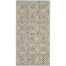 Ohio State Runner Rug Buy Aqua Runner Rug From Bed Bath Beyond
