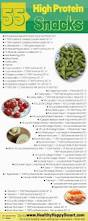 55 high protein snacks u2022 pdf infographic u2022 healthy happy smart