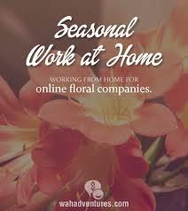Flower Companies 4 Online Floral Companies That Hire Seasonal Virtual Agents