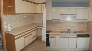 peindre cuisine melamine repeindre meubles de cuisine melamine lzzy co in repeindre les