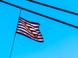 Don T Tread On Me Flag History Uss Constitution To Float Again Northendwaterfront Com