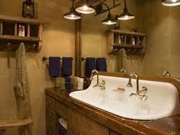 Rustic Wood Bathroom Vanity - bathroom rustic bathroom mirrors 4 luxury rustic wood bathroom