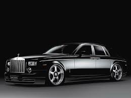 roll royce fantom rolls royce phantom sports line black bison edition carros