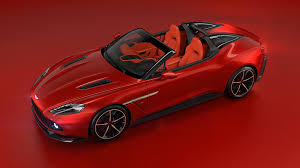 aston martin officially launched in aston martin vanquish zagato shooting brake and speedster in