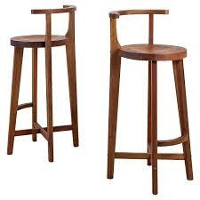 bar stool oak breakfast bar stools wooden swivel bar stools with