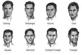hairstyles for inverted triamgle face men how to pick the best men s hairstyle for your face shape