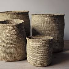chagne baskets iringa baskets grasses beige and change
