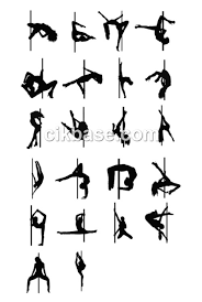 22 pipe dancer silhouette effect photoshop brushes asl file