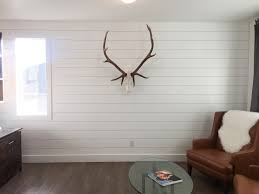 Shiplack Diy Shiplap Wall For Less Project Weekley