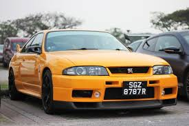 Nissan Gtr R33 - say hello to the only r33 skyline gt r in singapore fresh out