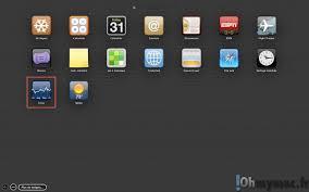 mettre une horloge sur le bureau comment afficher des widgets sur le bureau avec os x ohmymac