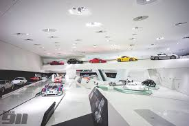 porsche museum plan the porsche museum total 911