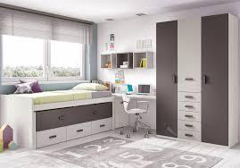 chambre ado fille avec lit mezzanine chambre ado lit mezzanine
