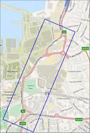 porstmouth aqma corridor 1 vissim model assessment v6b pdf