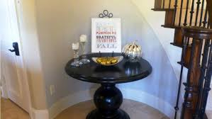 Foyer Table Decor Ideas by Home Ideas Awesome Round Foyer Table U2014 Home Decor Inspirations