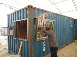 what to know before shipping container building saf t box