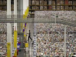 amazon black friday big bang theory inside amazon u0027s warehouses business insider