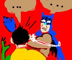 Batman Robin Meme - slaps robin meme