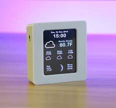 overview esp8266 wifi station with color tft display