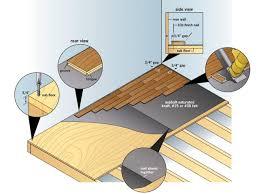 subfloor thickness for hardwood flooring meze