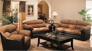 enzui brown leather sofa set u2013 plushemisphere