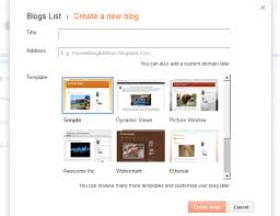 blogger com how to start a blog and earn money with blogger