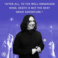 quote death harry potter alan rickman has died at 69 wand raising and harry potter