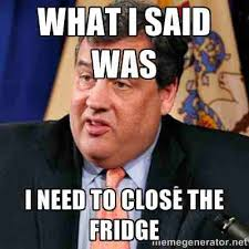 Meme Chris - top 20 chris christie memes that went viral sayingimages com
