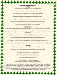 Cocktail Party Quotes - christmas party menus and quotes from chef malcolm cowan the old