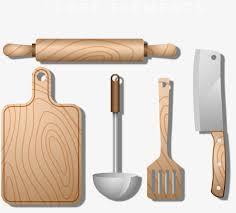 outil de cuisine outil de cuisine à vecteur graphique vectoriel peint à la