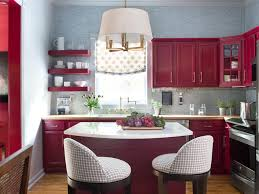 Rectangular Kitchen Ideas Small Kitchen Makeover Hgtv
