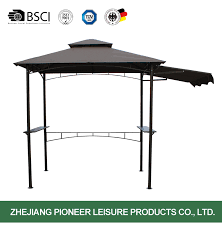 bbq grill gazebo with folding awning buy grill gazebo grill