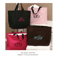 personalized tote bags bridesmaids gifts novelty wedding gifts