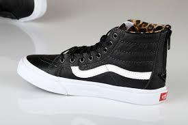 vans wmns sk hi slim zip shoes high tonystreets