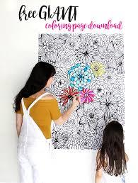 alisaburke free giant coloring