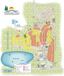Frankenmuth Michigan Map by Rv Parks Michigan Map Michigan Map