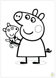 coloring pages minecraft pig minecraft coloring pages baby pig pigs cute guinea printable page of