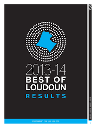 2013 14 best of loudoun poll results by northern virginia media
