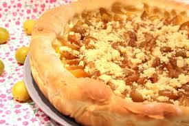 cuisiner les mirabelles tarte briochée à la mirabelle pour ceux qui aiment cuisiner