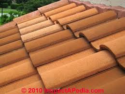 Tile Roofing Supplies Concrete Roofing Products Materials Inspections Repairs