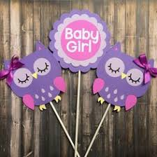purple owl baby shower decorations it s a girl owl banner pink purple owl banner baby shower