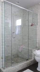 Shower Ideas For Bathrooms Design Of The Doorless Walk In Shower Bath Showers And Master