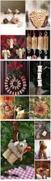 easy cork christmas ornaments clipzine pinterest