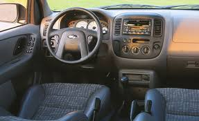 Ford Escape Engine - name that shifter no 34 2001 ford escape xls car and driver blog