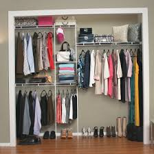 Rubbermaid Closet Helper Closets White Deluxe Rubbermaid Closet With Shelves For Home