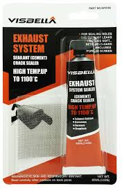 75gm visbella exhaust system sealer cement buy tailpipe sealer