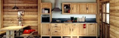 meuble de cuisine en bois meuble cuisine bois massif caisson cuisine bois impressionnant