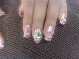 one hundred styles wedding of creative nail designs
