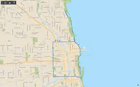 North Shore Chicago Map by Training For The Chicago Marathon We U0027ve Got Your 20 Mile Routes